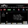 Диагностический сканер для скутеров Honda,SYM,KYMCO, YAMAHA,SUZUKI,HTF,PGO