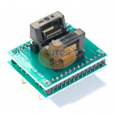 Адаптер для программатора TSSOP28 to DIP28 150mil