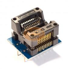 Адаптер для программатора SOP20 - DIP20  200-208mil