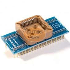 Адаптер для программатора PLCC44 - DIP44