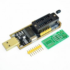 CH341A USB программатор 24 25 серии EEPROM Flash BIOS