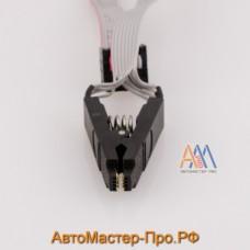 Клипса / Прищепка SIOC8 - DIP8 Clip For EEPROM 93CXX / 25CXX / 24CXX