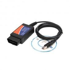 ELM327 USB v 1.5 PL2303 + PIC18F25K80