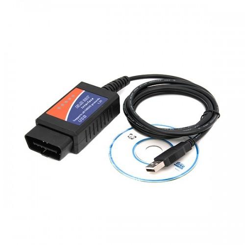 Адаптер ELM327 OBDII USB