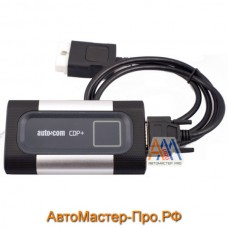 AUTOCOM CDP+ PRO Black for Cars & Trucks & Generic 3 in 1
