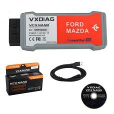 VXDIAG VCX NANO VAG Ford Mazda